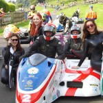 Grid Girls at Isle of Man