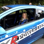 Shelley in power events.car