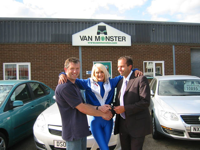 Van Monster Promotion